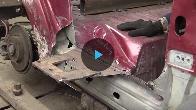Как вытянуть кузов своими руками видео - VE-graphics.ru