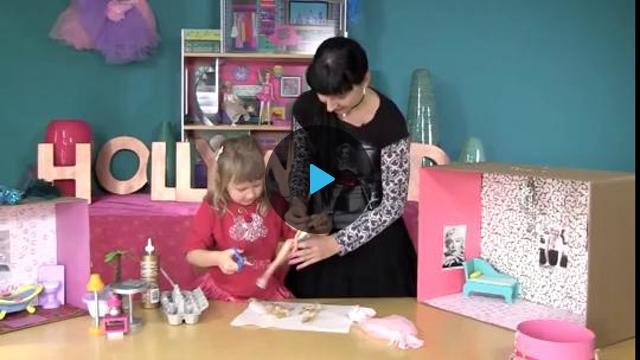 Бесплатные игры девочек барби кукольный домик