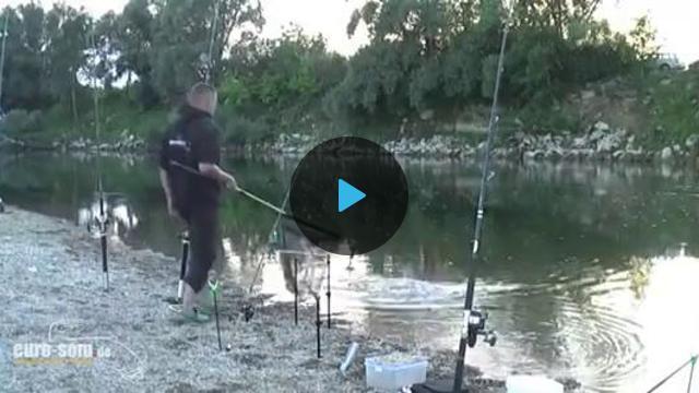 ловля на подводный поплавок видео