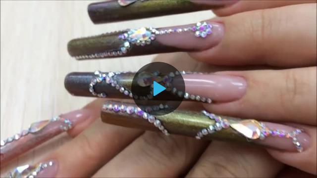 Ногти марии болотовой