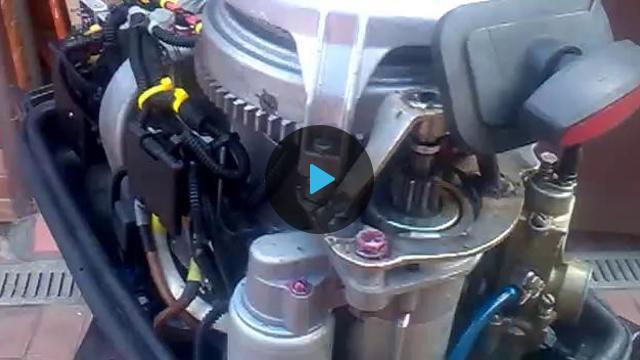 электростартер к лодочному мотору нептун