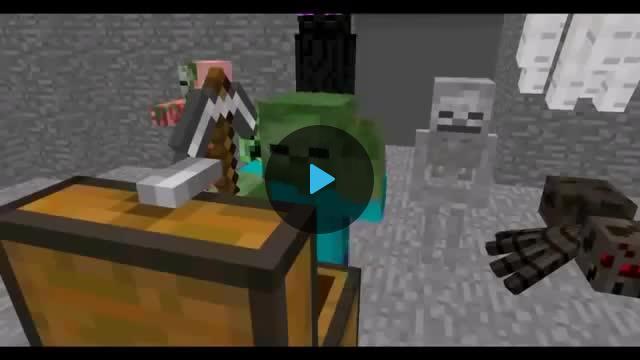 Как сделать школу монстров видео